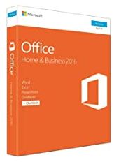 MS Office 2016 H & B